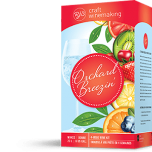 Orchard Breezin Fruit Wines